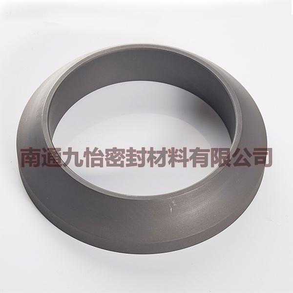 凸球面石墨环